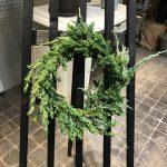2019.12.2 クリスマスリース作り